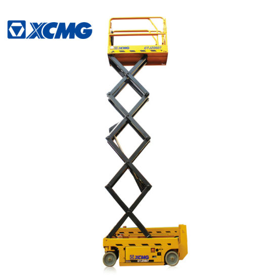 XCMG Gtjz0607 7.8m Mobile Scissor Lift Platform Price China for Sale
