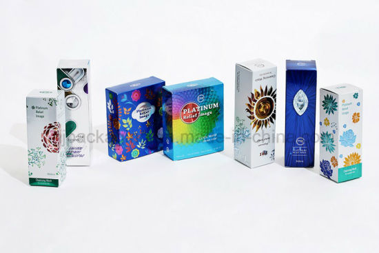 Delicate Cosmetic Boxes for Face Mask pictures & photos