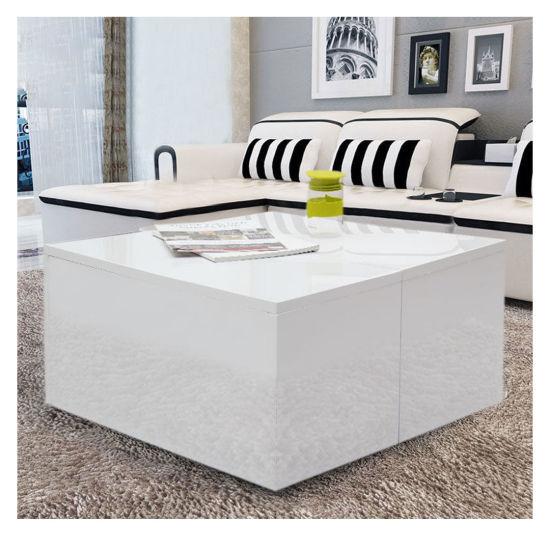 Fancy Modern Extendable Coffee Table