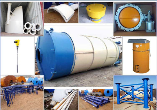 High Quality and Easy Install Cement Silo