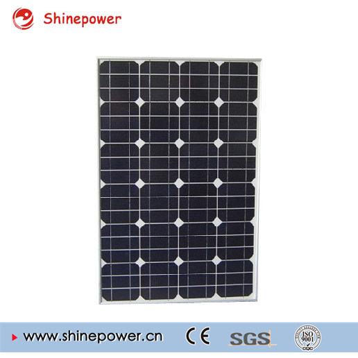 Best Sell Ce Certificate LED Light Use 50W Solar PV Panel, Solar Module.