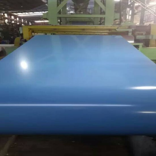 Roofing Sheet Material Prepainted Steel Coil for Construction pictures & photos