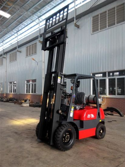 Niuli LPG 25 Forklift with Good Quality and Good Price pictures & photos