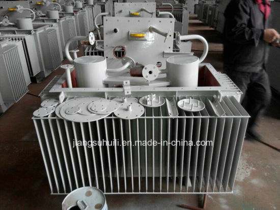 1000 kVA Painting Corrugated Transformer Tanks pictures & photos
