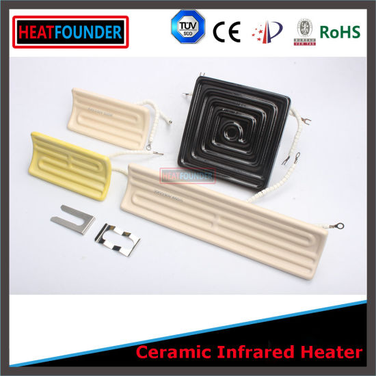 Bulb Infrared Ceramic Heating Elements pictures & photos