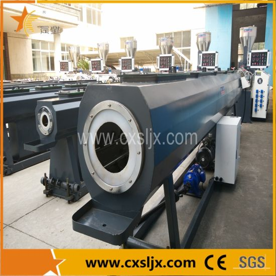 110. Plastic Machinery 16-63mm PVC Pipe Production Line for Water Supply CE Certificate