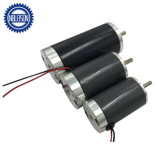 China 30W 50W 12V 3000 Rpm Motor DC 70mm for Water Pump