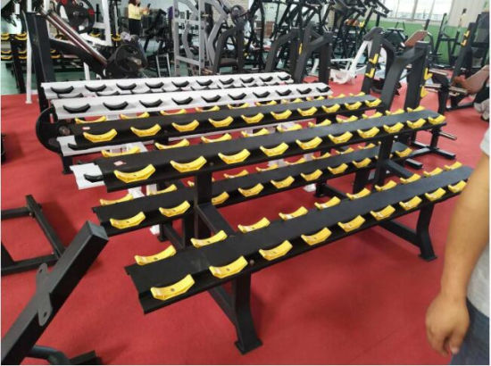 Professional Fitness Equipment Dumbbell Rack/Body Building Machine