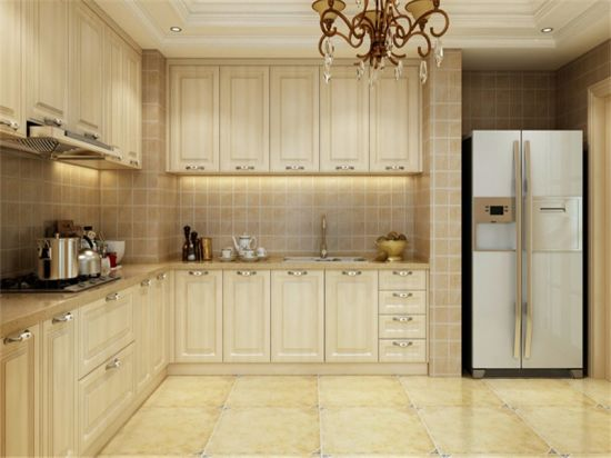 White Kitchen Cabinets Tall