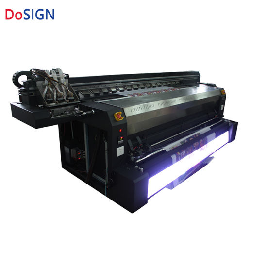 China 2 2m Direct to Fabric Printing Machine Large Format