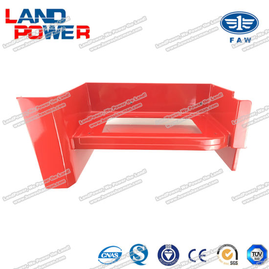 FAW Truck Foot Guard Plate with SGS Certification and Competive Price
