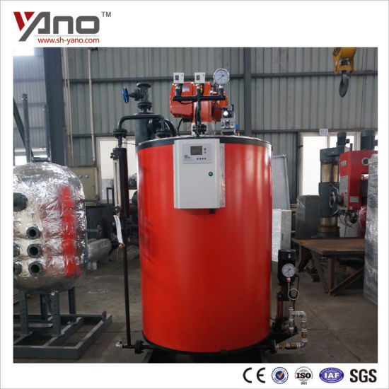 China 200kg/Hr Fuel LPG Gas Steam Boiler Shanghai Yano - China Steam ...