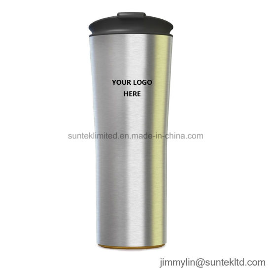 Travel China Stainless Spill Smart Thermos Free Mug Won′t Steel Fall hdCtsQrx