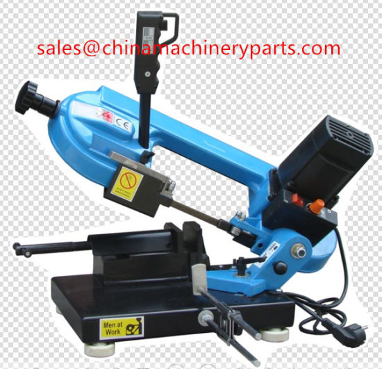Kanzo Mini Band Saw for Small Size Steel Metal Cutting BS85 pictures & photos