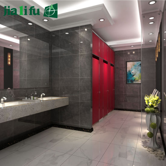 Jialifu New Compact Laminate HPL Toilet Partitions pictures & photos