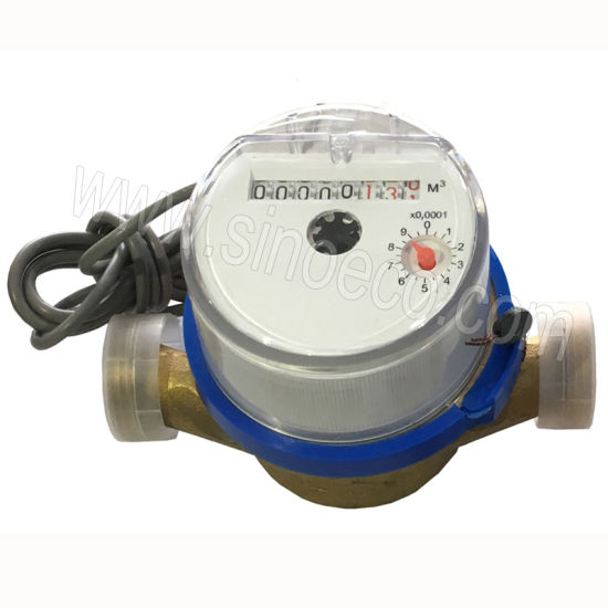 LXSC-D1 Single Jet Dry Dial Universial Water Meter pictures & photos