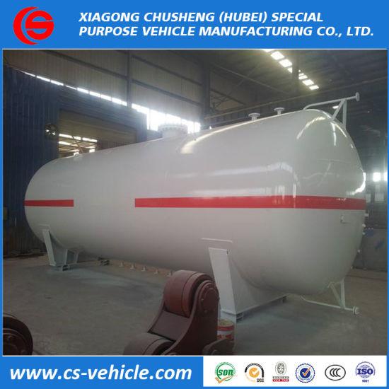 25ton LPG Tank ASME 50m3 LPG Tanker 50000L LPG Storage Tank for Sale