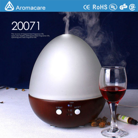 Wood and Glass Aroma Diffuser (20071) pictures & photos