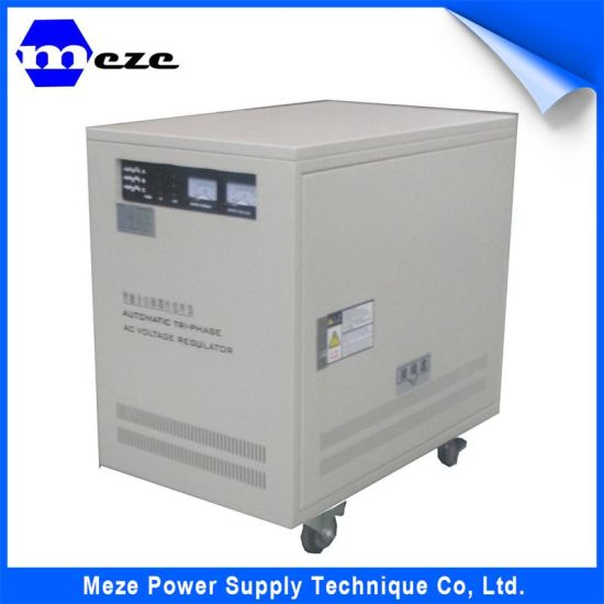 High Precision Auto AC Regulated Power Supply 10kVA-60kVA