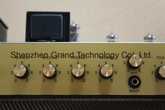 18W Tmb Hand Wired Tube Guitar Amplifier Chassis (G-18W)