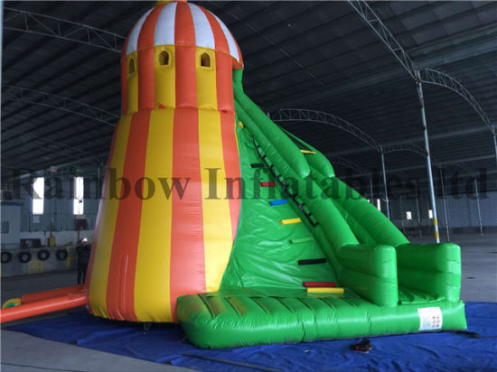 Rocket Inflatable Bouncer Slide pictures & photos