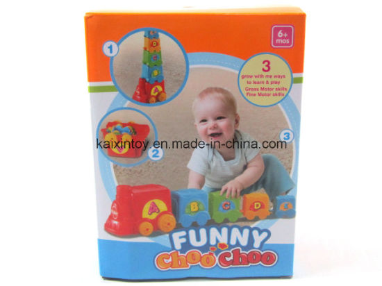 Battery Operated Car Toys with Light and Music pictures & photos