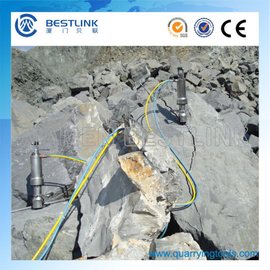 Hydraulc Splitter for Rock Splitting and Concrete Demolition pictures & photos