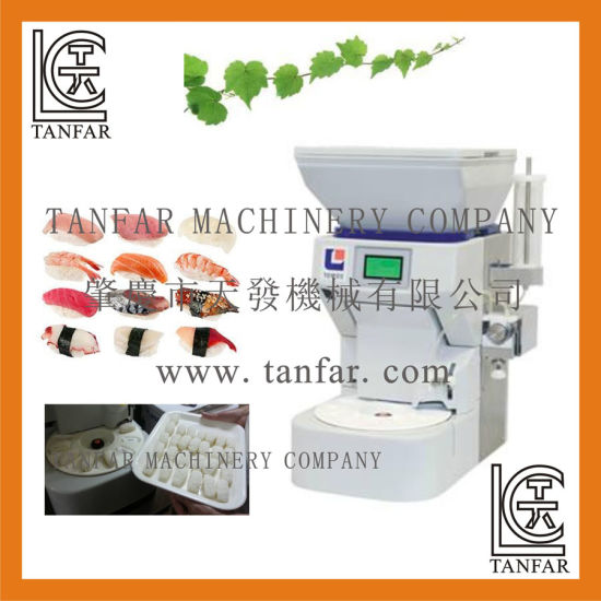 Used Tomoe Automatic Sushi Rice Ball Making Machine pictures & photos