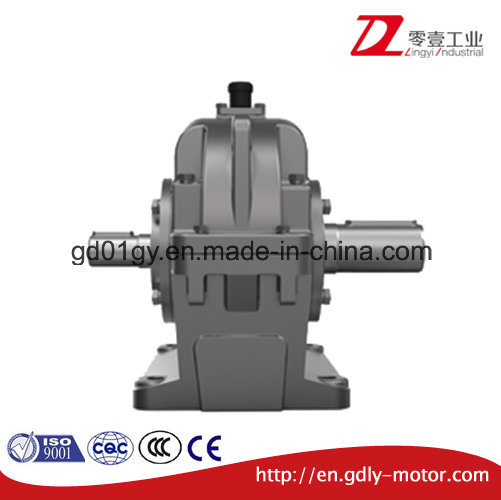 Z Series Hard Tooth Surface Single Stage Cylindrical Gear Box pictures & photos