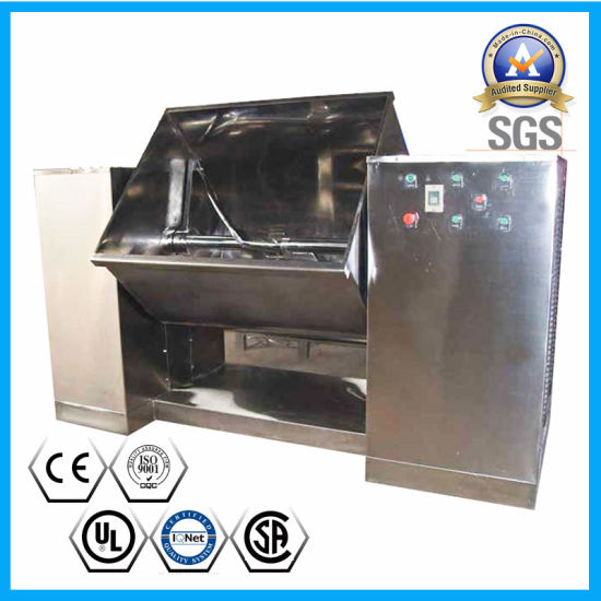 Stainless Steel Dry Powder Mixing Machine CH-100 pictures & photos