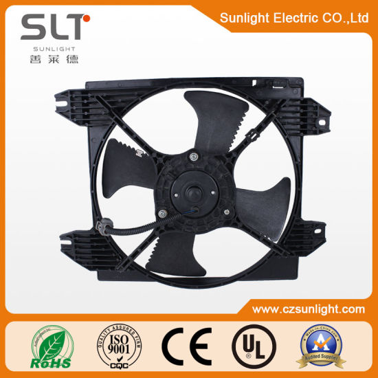 Ventilating Brushless DC Motor Condenser Fan with 300mm Diameter pictures & photos