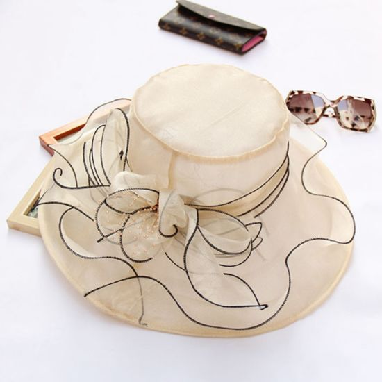 5bdf16976d478 Best Selling Wholesale Promotional Floppy Custom Sun Straw Hat. Get Latest  Price
