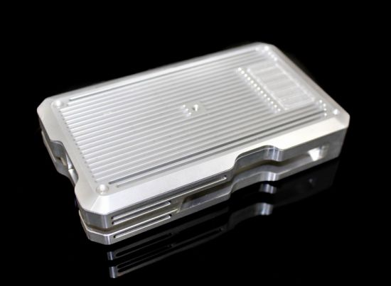 Mobile Aluminum Cover Made by High Precision CNC Machining pictures & photos