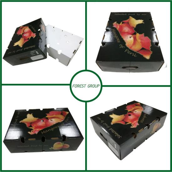 Corrugated Candy Box for Wholesale in China pictures & photos