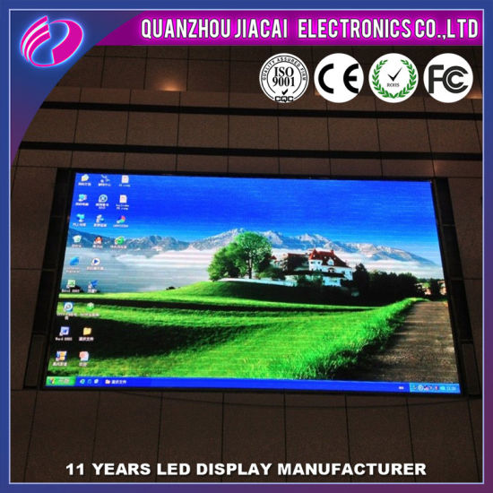 High Brightness P4 Movable Indoor LED Moving Screen