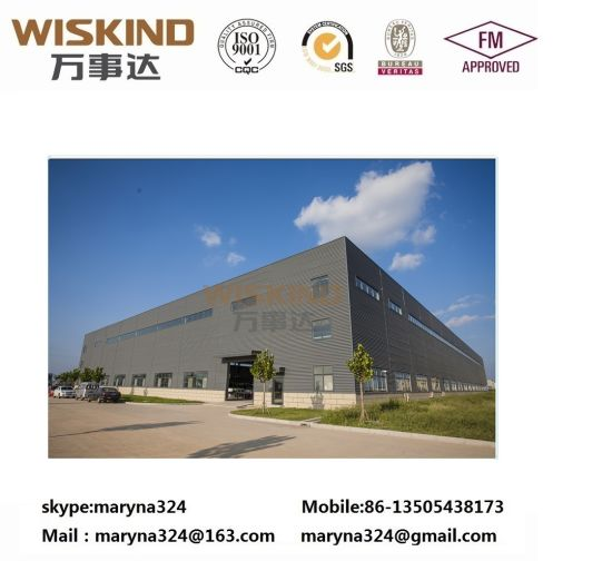 Design Construction Material Structural Beam Factory/House for 1200 Sqm Prefabricated Structure Steel Building   with Roof Panel  pictures & photos