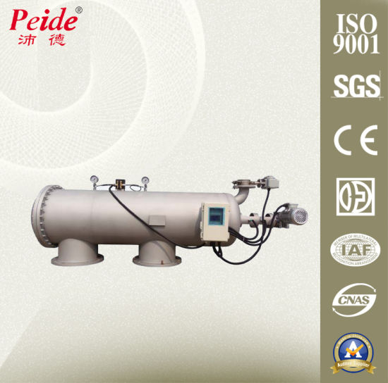 China Automatic Self Cleaning Filter for Sea pictures & photos