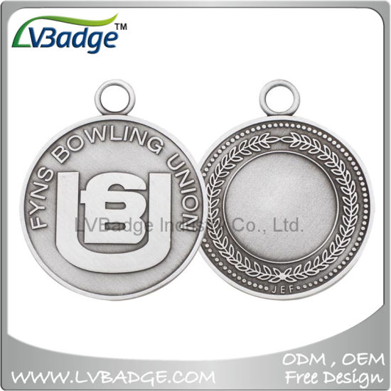 High Quality Lanyard Metal Medal for Souvenir Gift pictures & photos