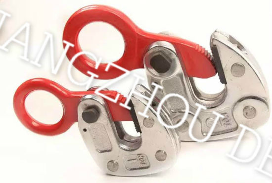 2ton Steel Plate Horizontal Lifting Clamps pictures & photos