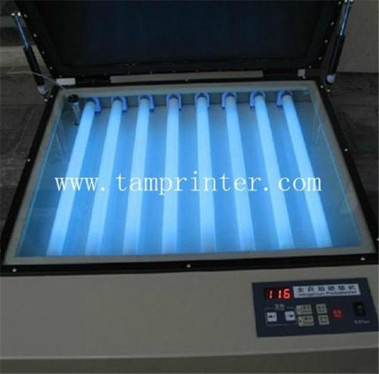 Small Cliche UV Exposure Mmchine with Vacuum