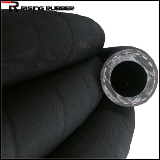 High Pressure Textile Braid Air Rubber Hose pictures & photos