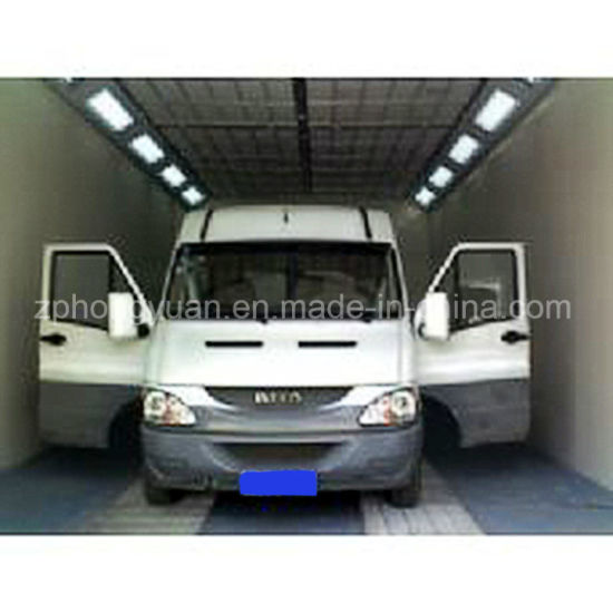 Industrial Used Paint Room Truck Spray Booth for Sale