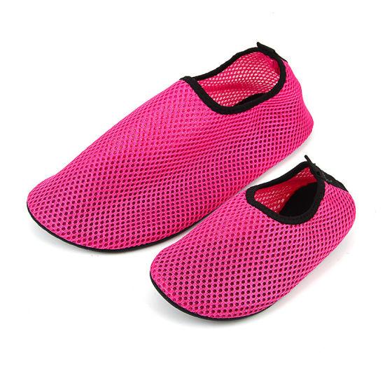 Kids Children Mesh Aqua Socks Yoga Exercise Pool Beach Dance Swim Slip Surfing Water Sports Sock