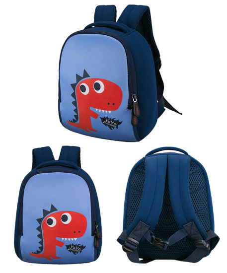 New Cartoon Baby Bag Customized Logo for Children   Boys′ Schoolbag  Kindergarten 1-3 Years Old Backpackx2 fd49bae801