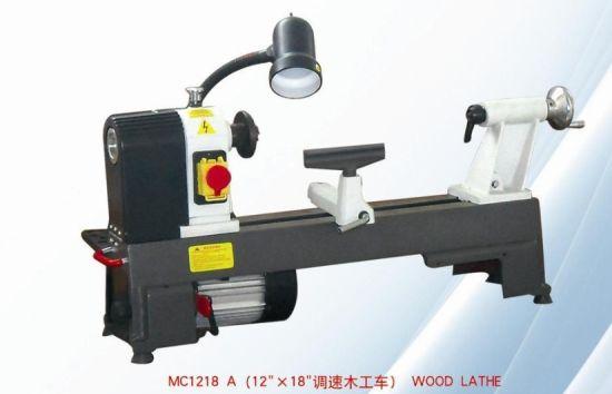 Mc1218A Mini Wood Lathe