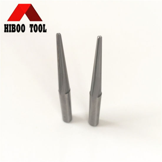 Carbide Straight Flute Taper Shank Ball Nose End Mill pictures & photos