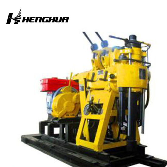 200m Drill Depth Water Well Drilling Rig/Water Drilling Price/Small Water Drilling Machine