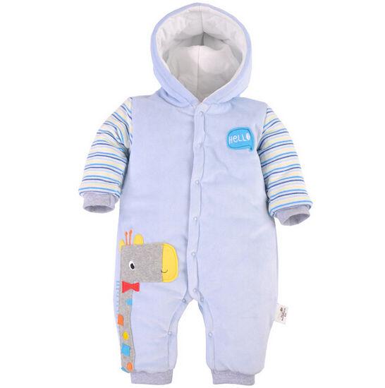 Cute Infant Clothes Pure Cotton Warm Baby Romper