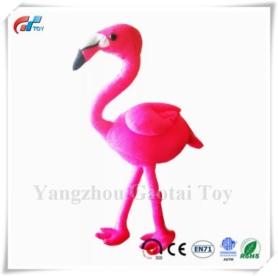 Personalised Ostrich Plush Toy Education Toy for Kids