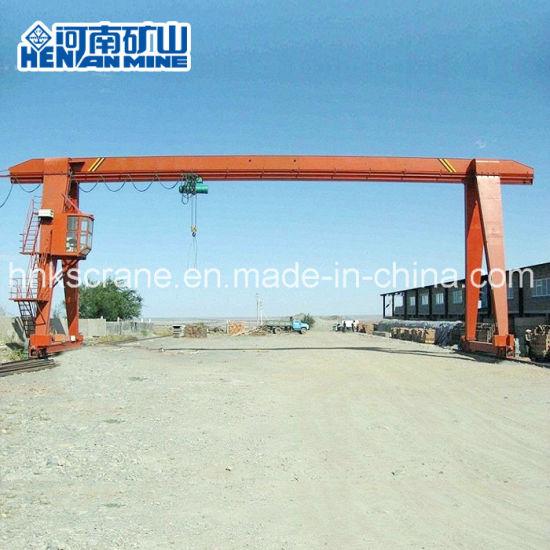 Ce ISO 1t 2t 3t 5t 10t 16t 20t Single Girder Gantry Crane